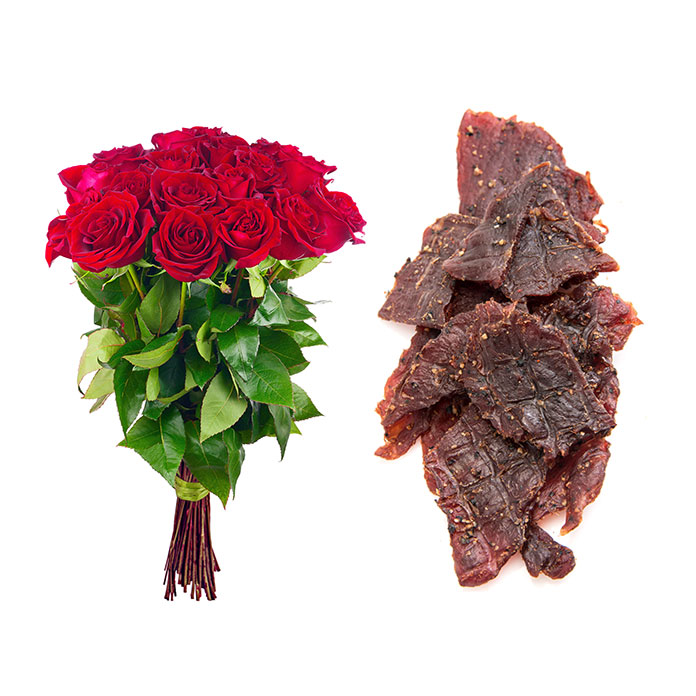 'Broquets' Are the Beef Jerky Flowers to Celebrate All Your Bro-ccasions