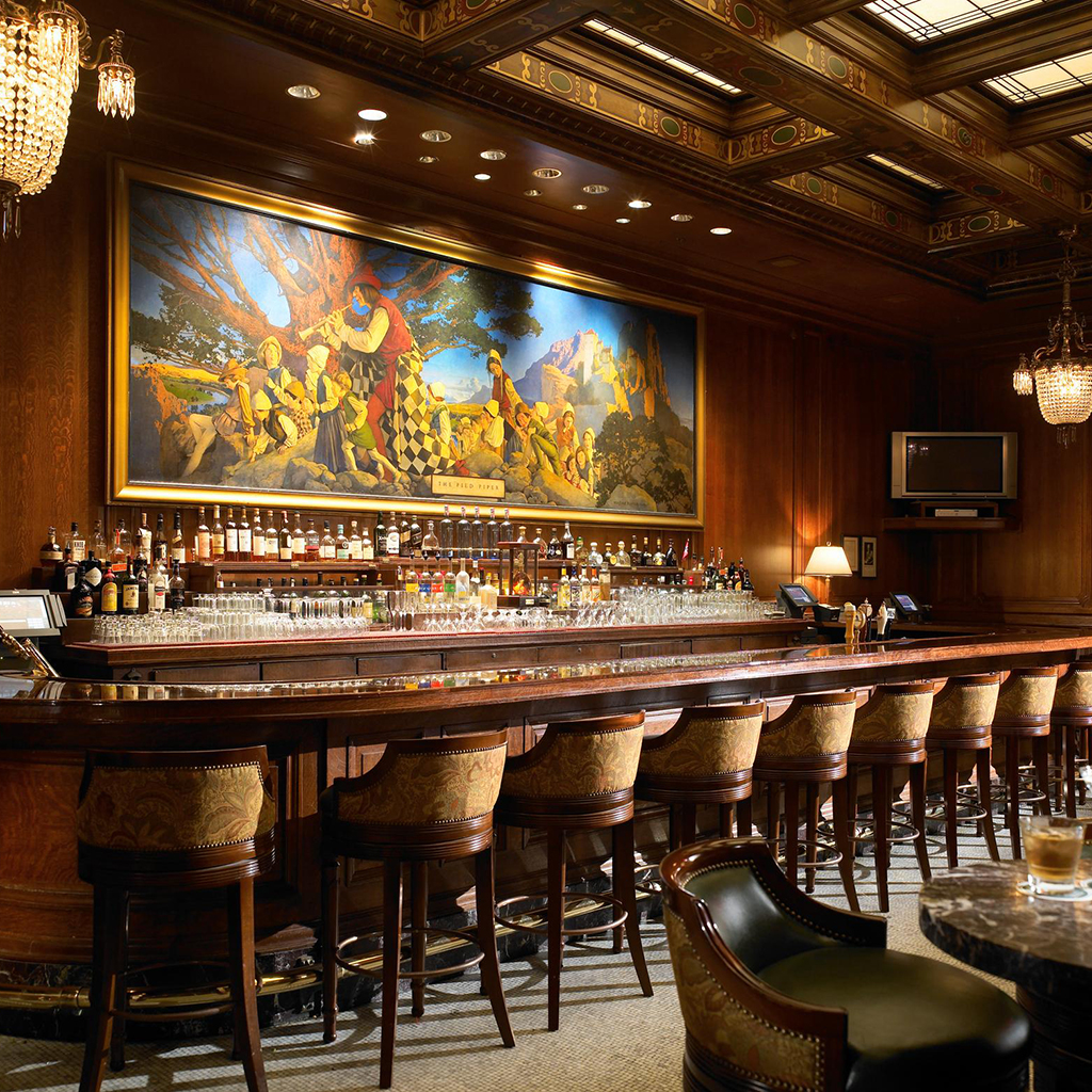 BEST HOTELS BARS SAN FRAN PIED PIPER BAR FWX