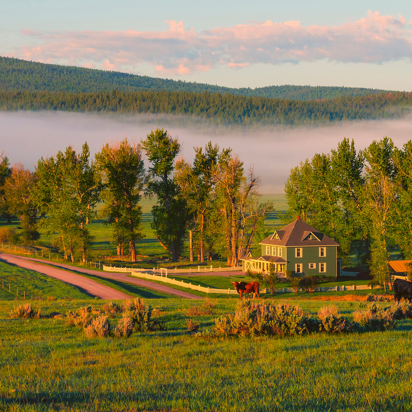 From California to Maine, The Best Hotels For Fall Foliage
