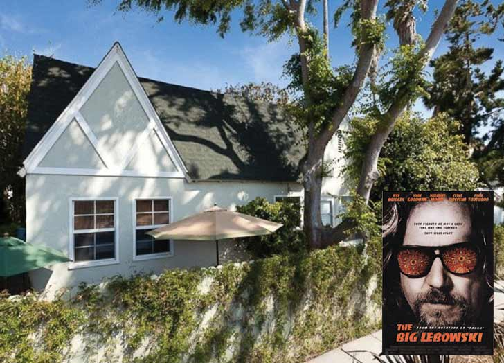 The Big Lebowski  Bungalow (Venice, CA)