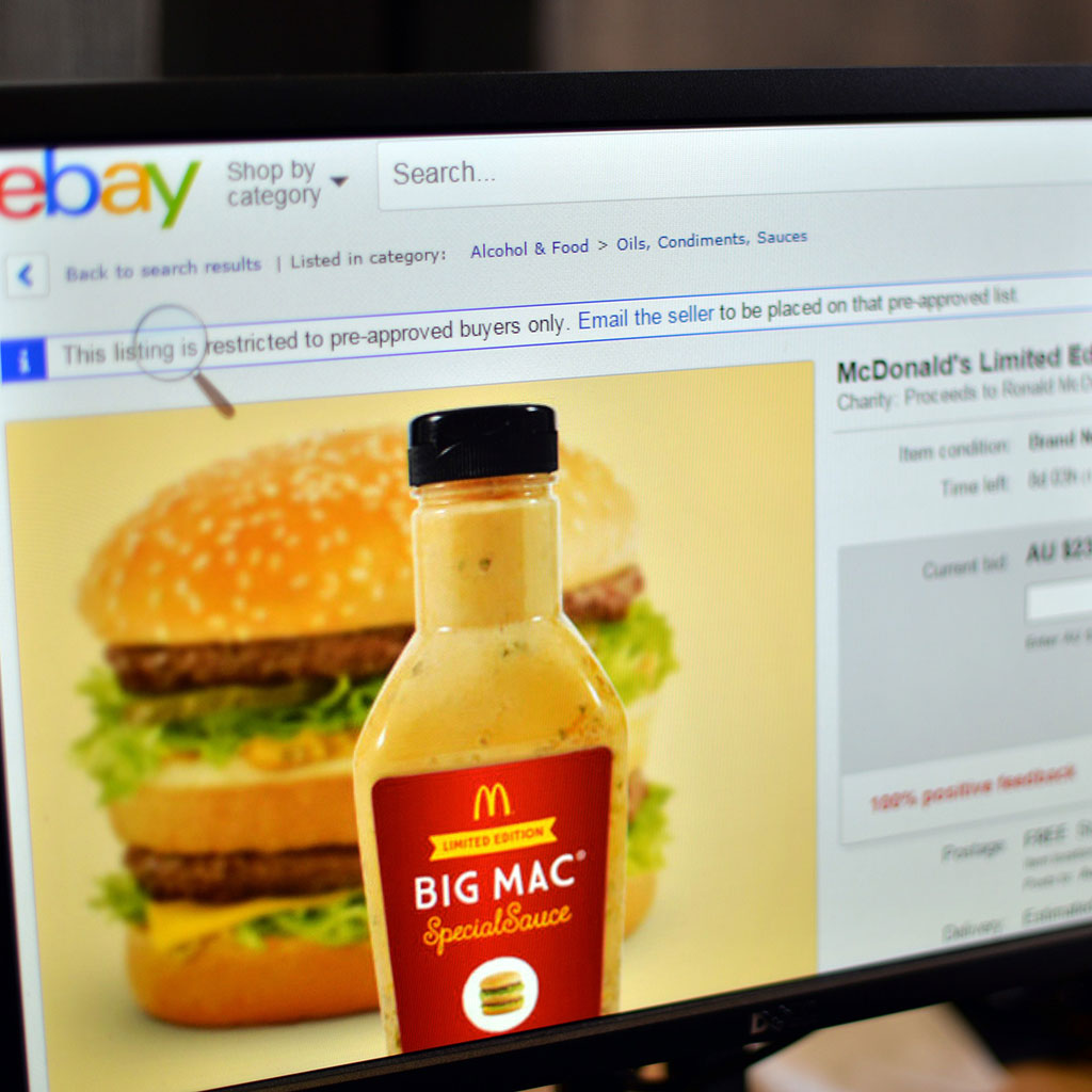 BIG MAC SAUCE FWX