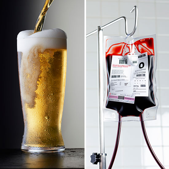 A Brewing Company Is Rewarding Blood Donors with Free Beer