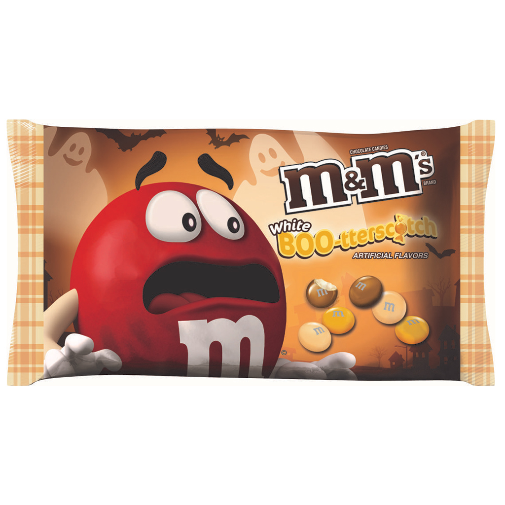 butterscotch mms are hitting shelves in time for halloween - Mms Halloween