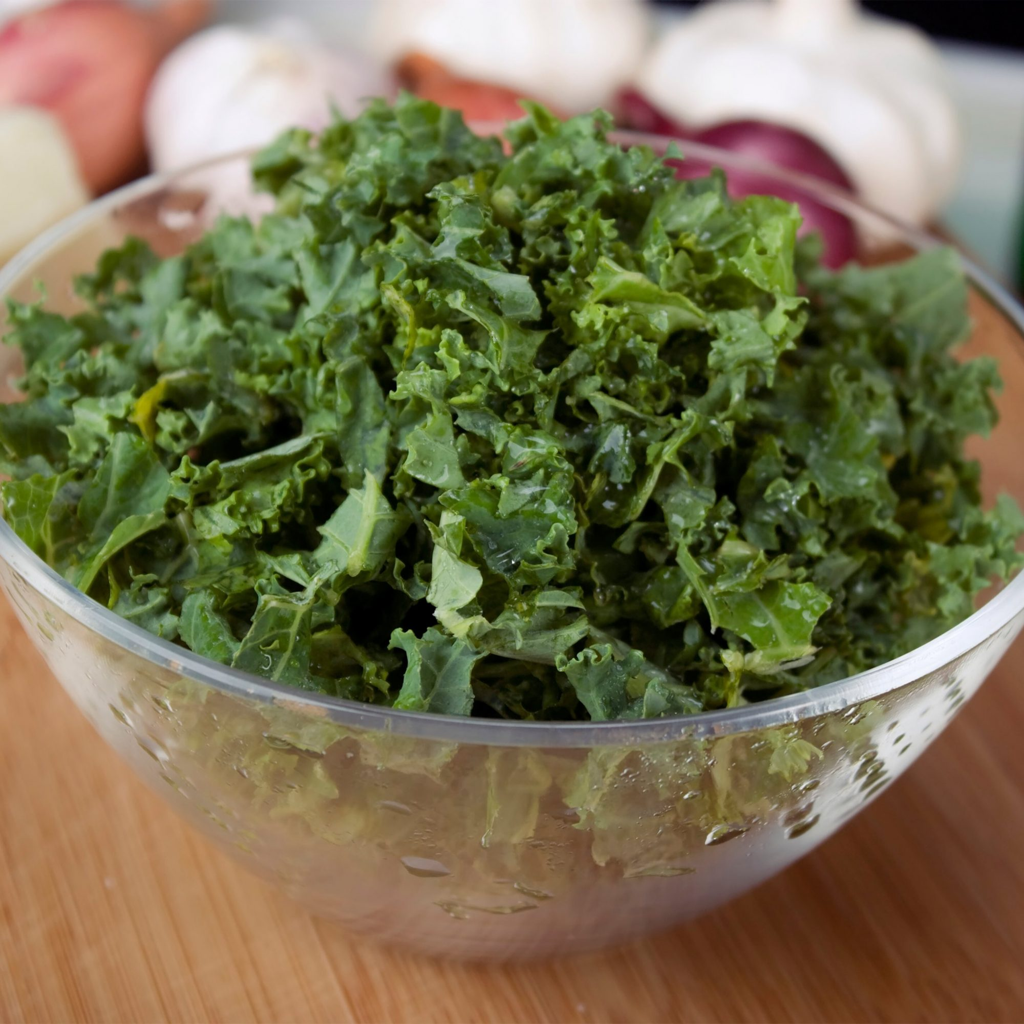 BOWL OF KALE