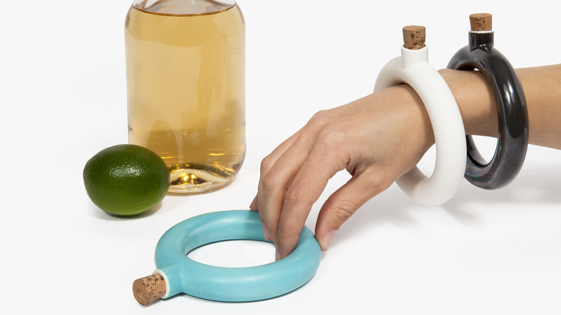 Flask Bracelets and Other Fashionable Places to Store Your Booze