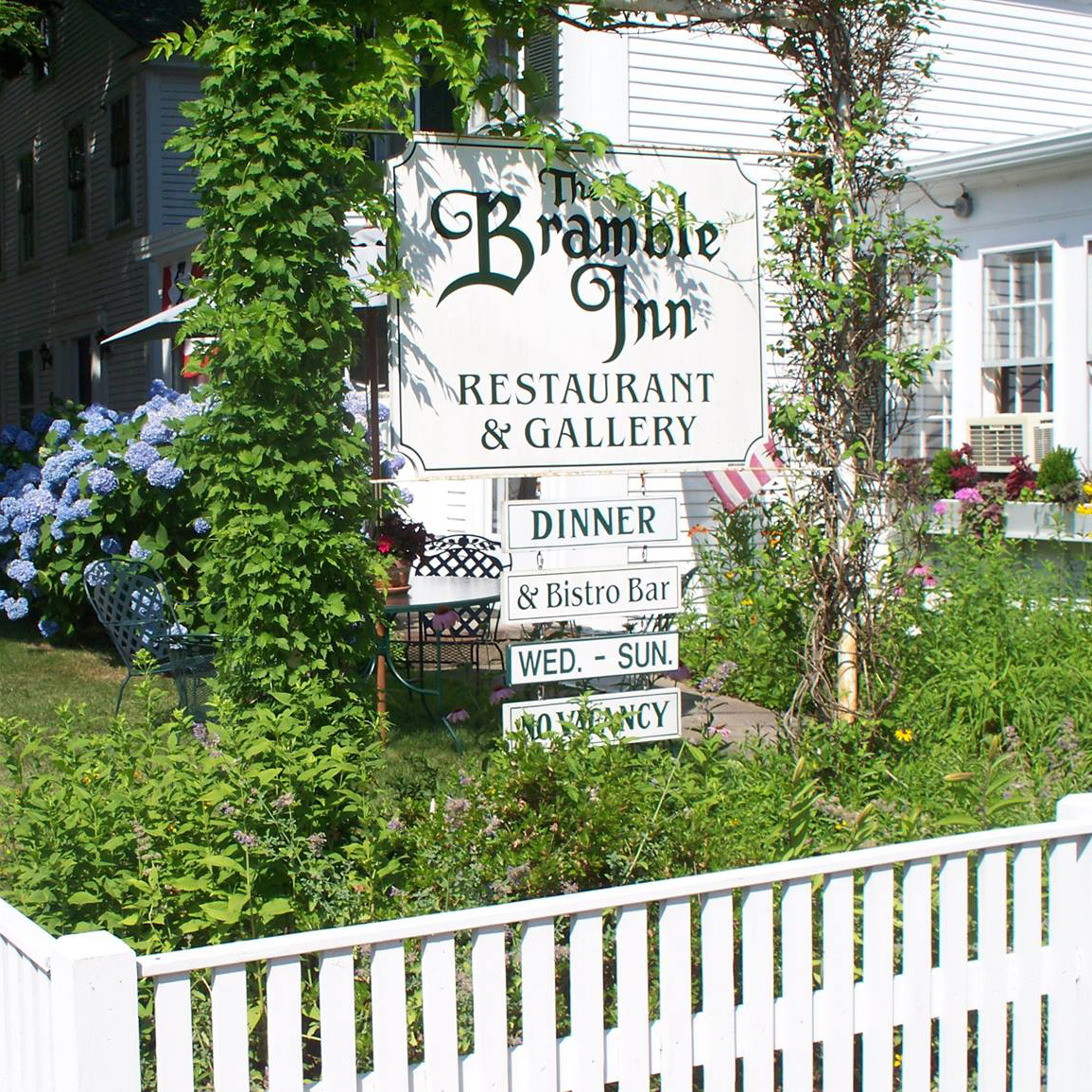 Cape Cod Save: The Bramble Inn