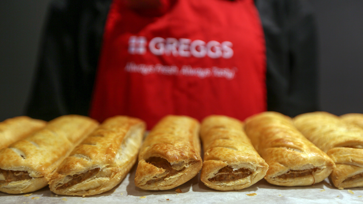 British sausage roll debate