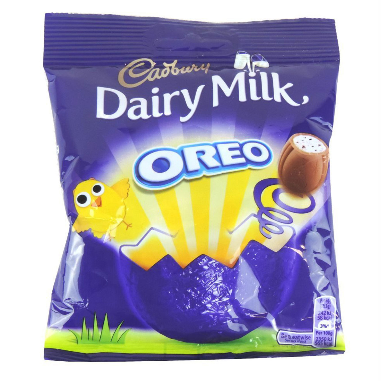 Oreo Cadbury Creme Eggs Are Now a Thing and the Internet Can't Handle It