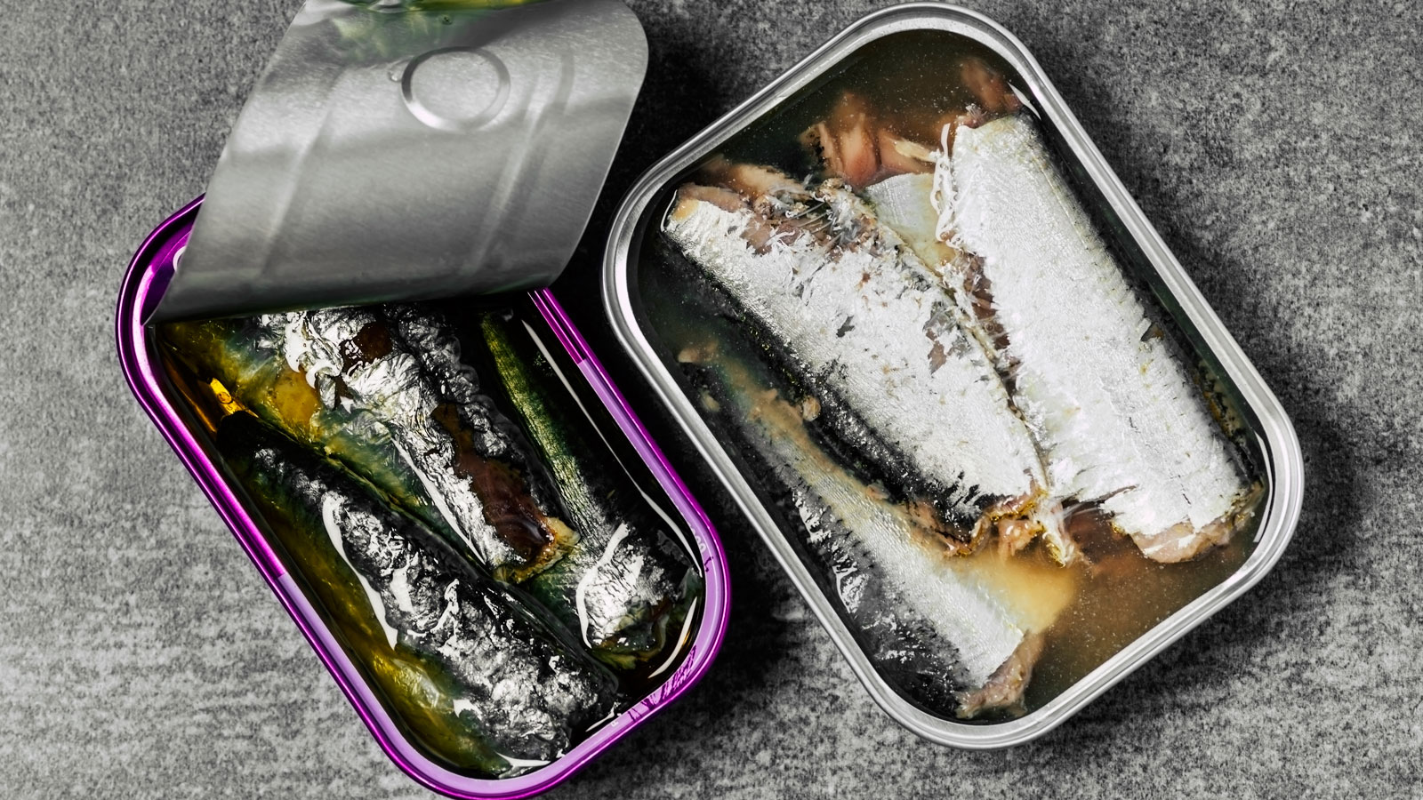 The Difference Between Sardines and Anchovies