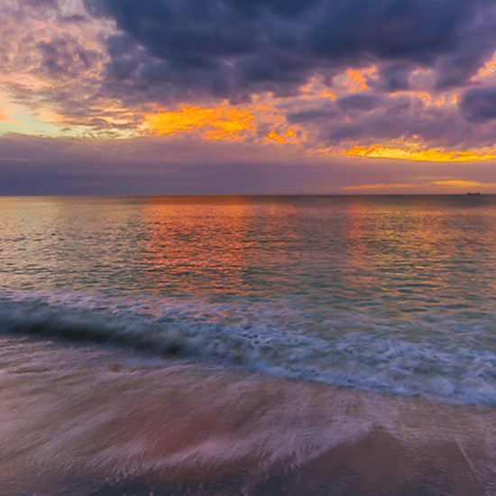 Best for Sunsets: Captiva Beach (Captiva Island, Florida)