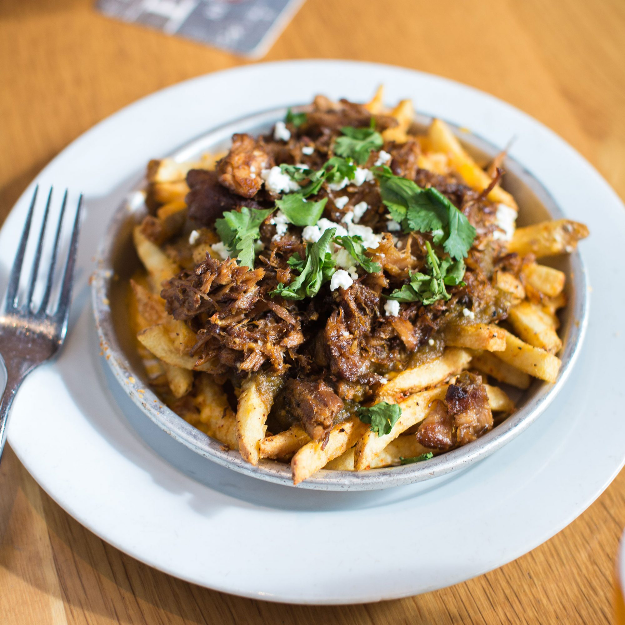 Canada's National Dish Gets the Chili Cheese Treatment