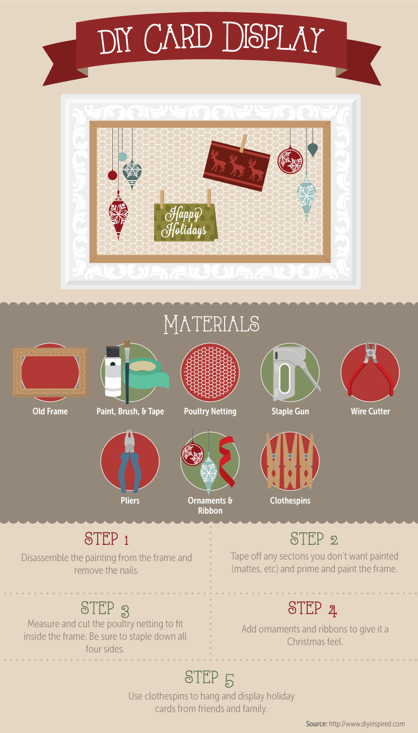 DIY Budget Decorating for the Holidays | Food & Wine