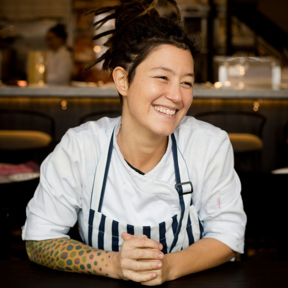 Chef Carolina Bazan