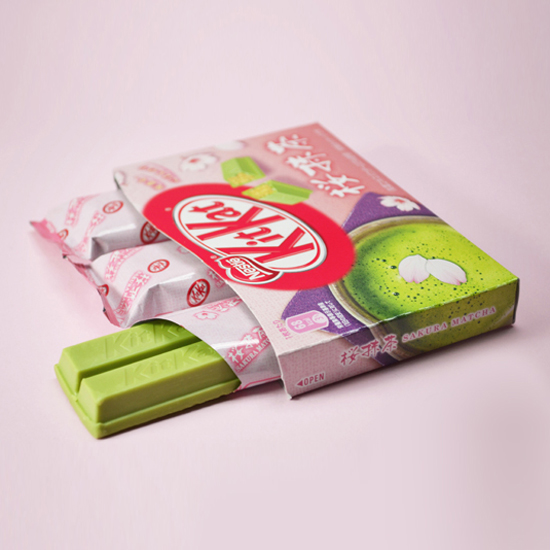 Cherry Blossom Kit Kats