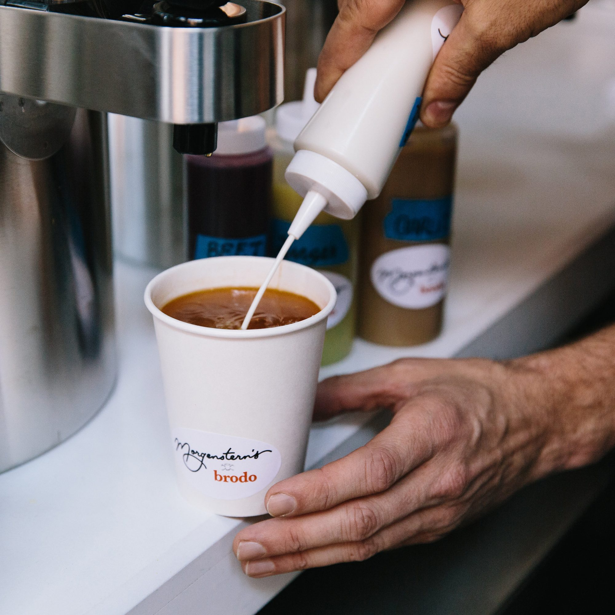 CHOCOLATE BONE BROTH FWX