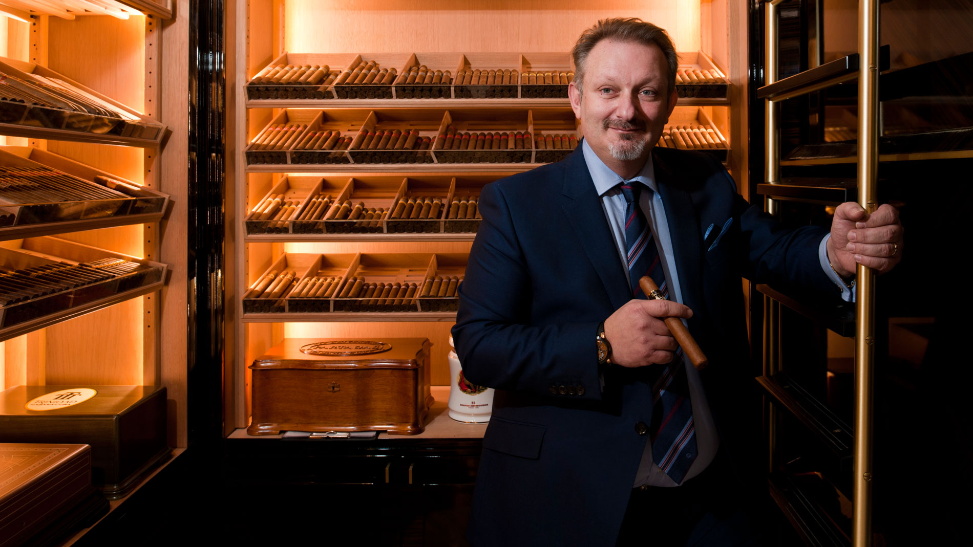 Meet the Cigar Sommelier Who Convinces People to Smoke $7,000 Cigars