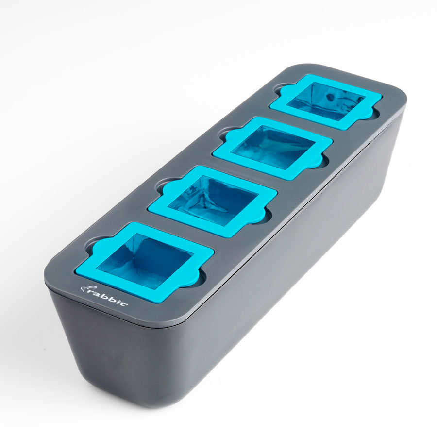 Clear Ice Ice Cube Tray