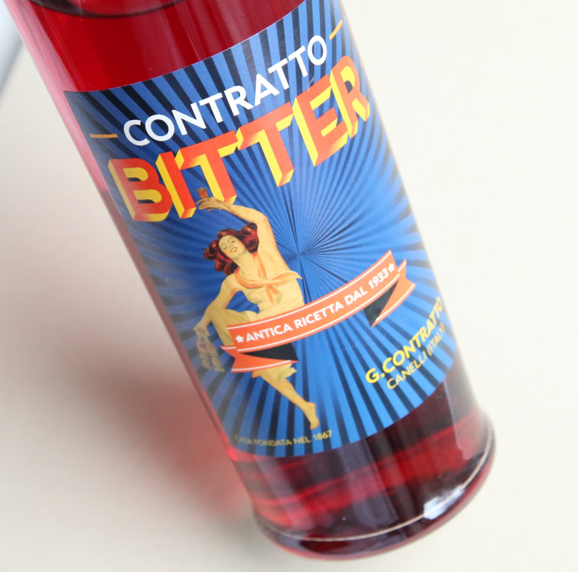 If You Like Campari You'll Love Contratto Bitter