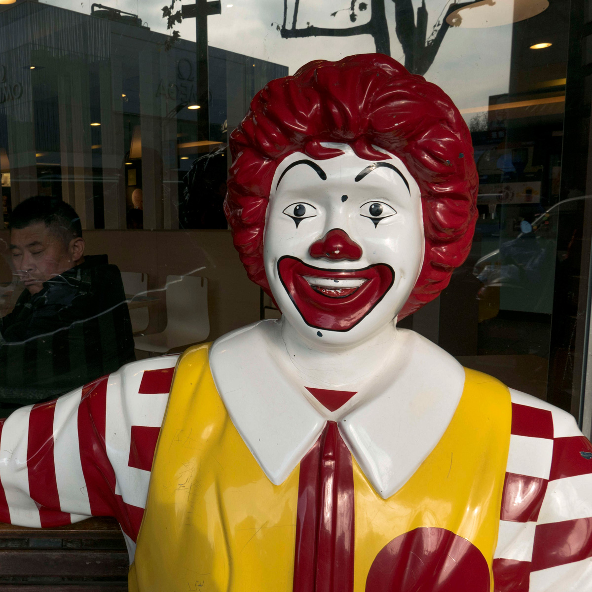 Creepy Clowns Ronald McDonald