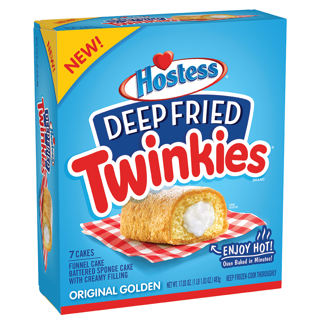 Twinkies, deep-fried, Hostess