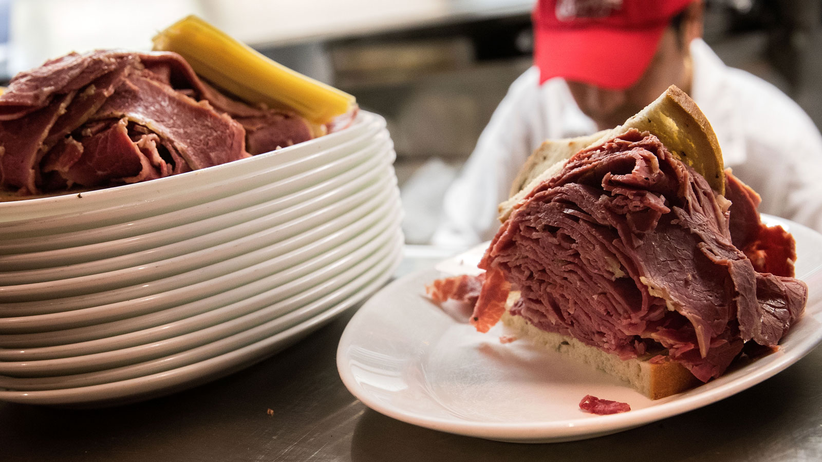 The Differences Between Corned Beef, Pastrami and Montreal Smoked Meat