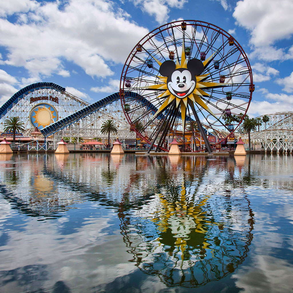 Disney, California Adventure