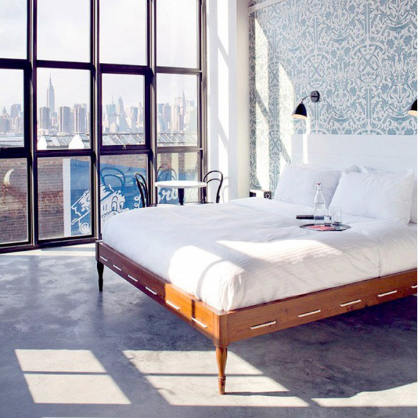 PHOTO: Wythe Hotel