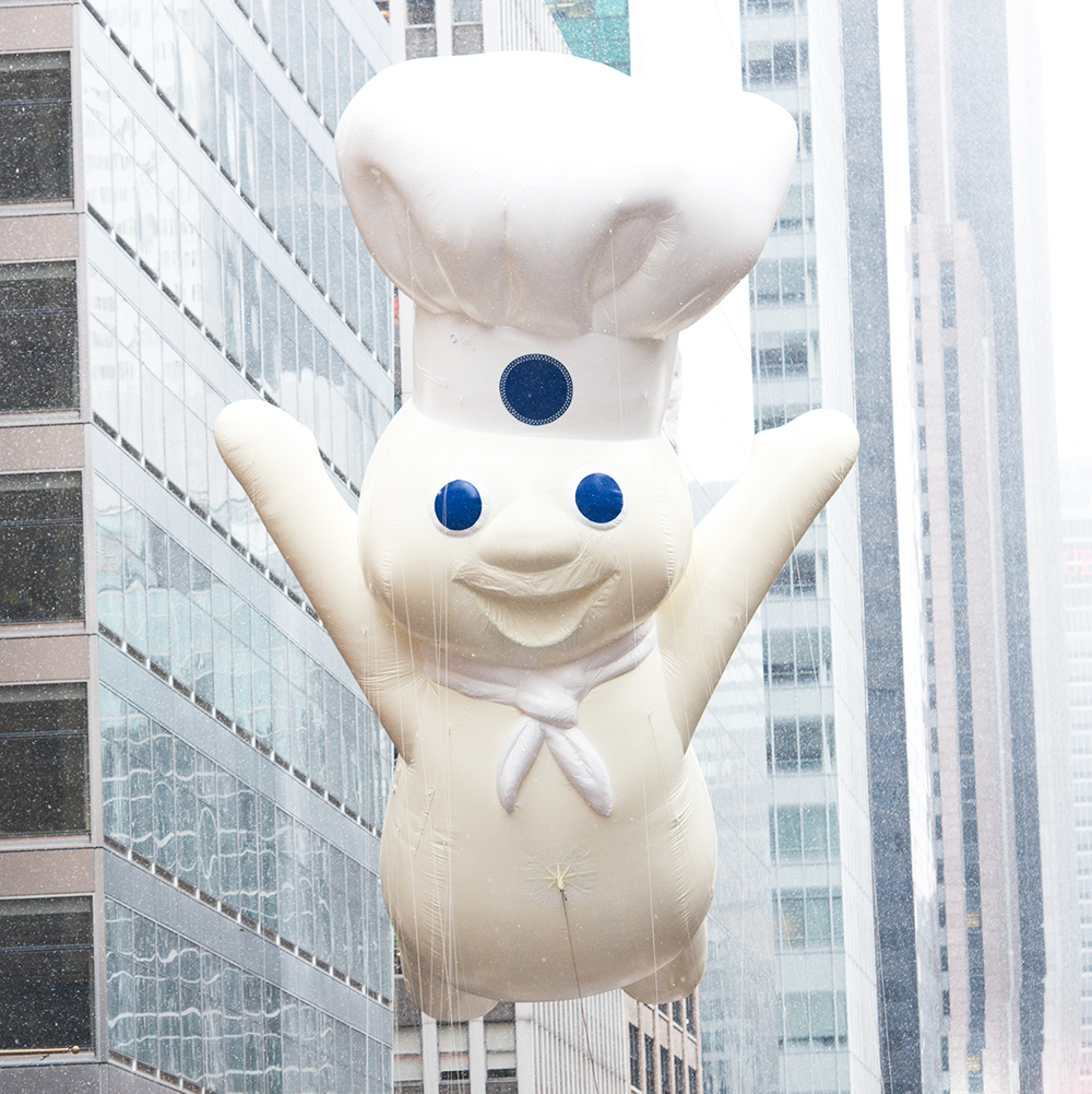 pillsburry doughboy