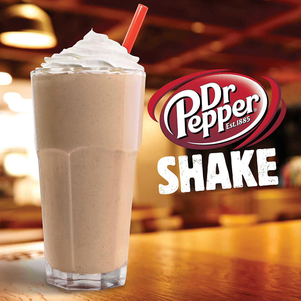 Chocolate Milk And Dr Pepper