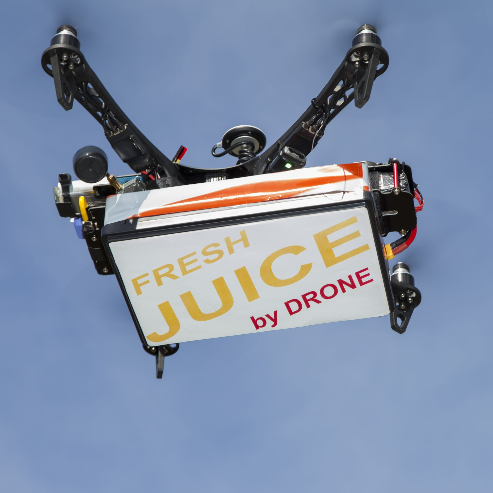DRONE FOOD DELIVERY FWX