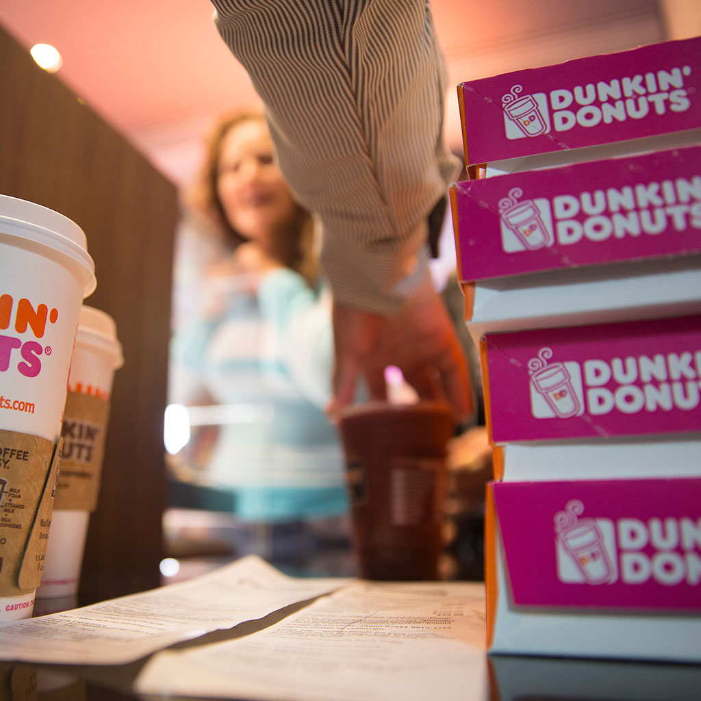 DUNKIN DONUTS IS OVERCHARGING FWX
