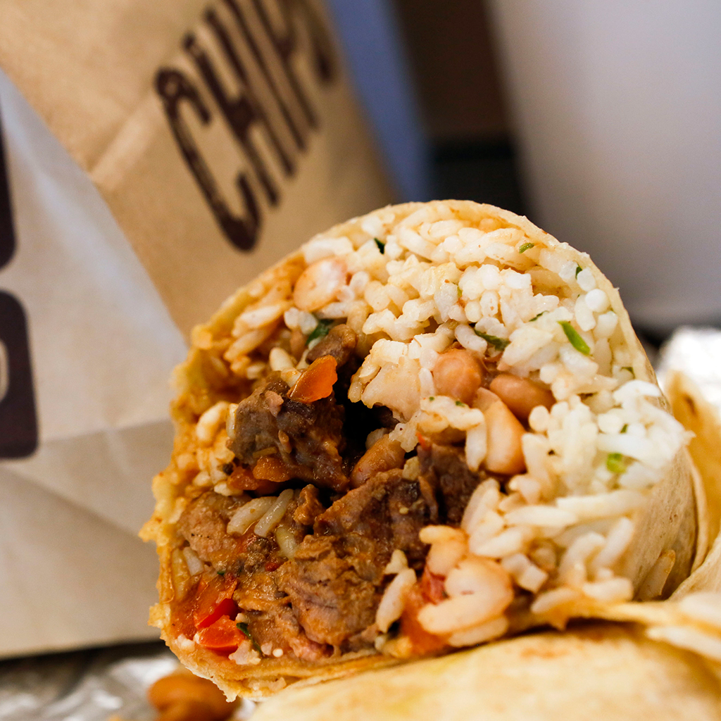 This Man Proved You Can Lose Weight Eating Chipotle Every Day