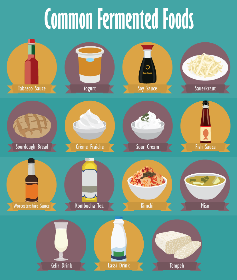 if it smells weird, eat it: fermented foods for a healthy gut | food