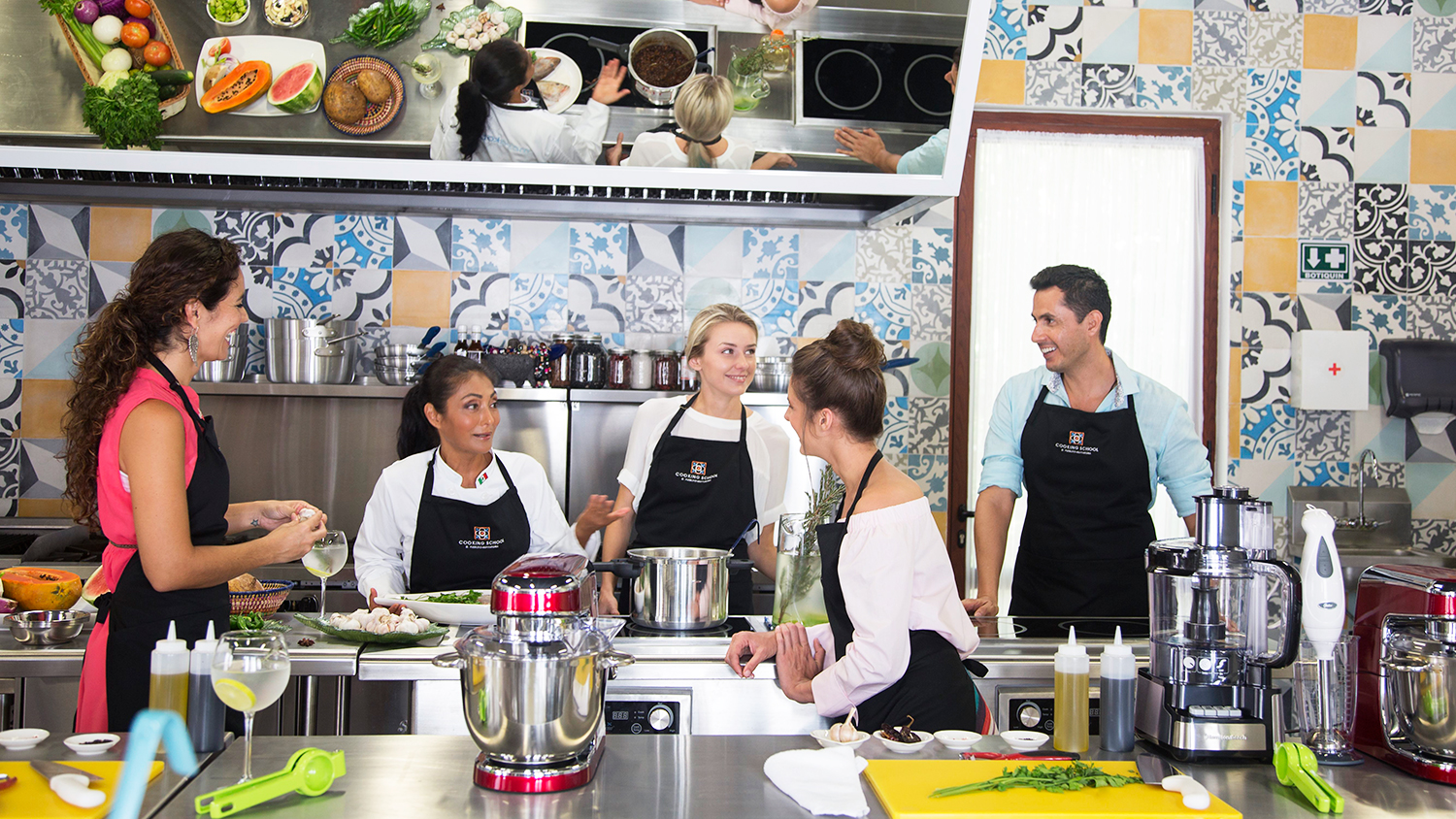 el pueblito cooking school