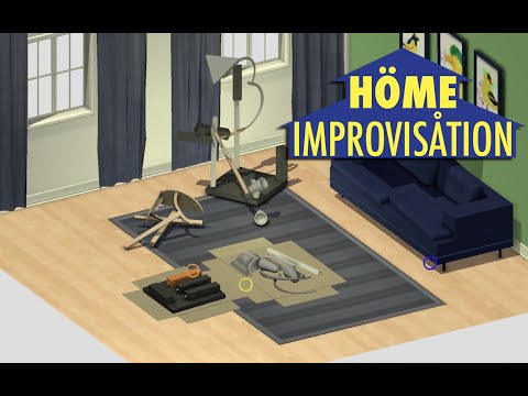 IKEA Furniture-Building Video Game Provides Hours of Virtual Frustration