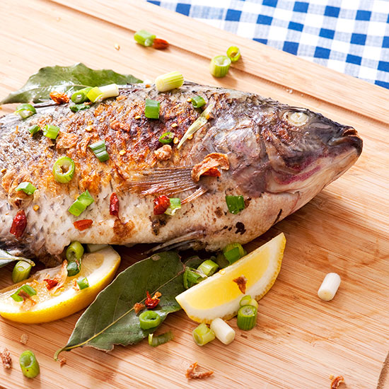 California restaurant caught selling fraudulent fish for Is tilapia a fake fish