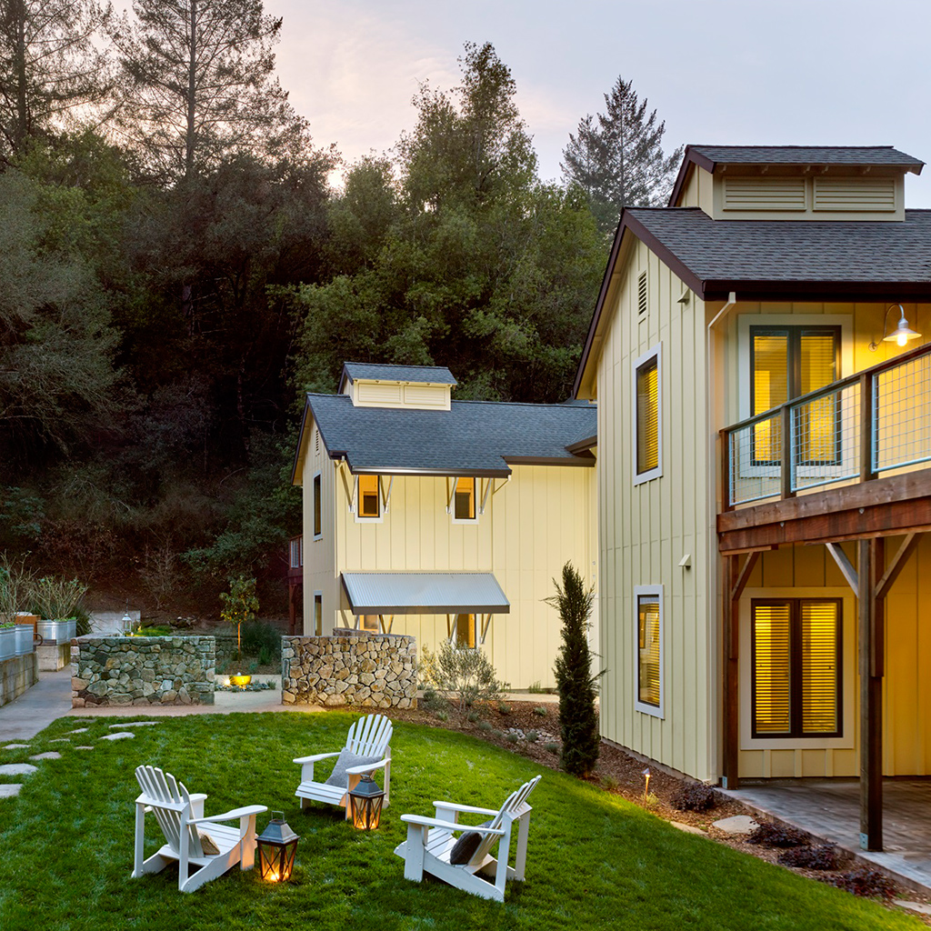 Sonoma, California Splurge: Farmhouse Inn