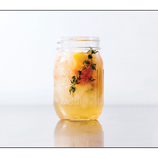 Summer Session Old Fashioned Cocktail
