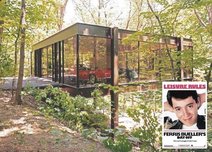 "The ""Ferris Bueller's Day Off"" House (Highland Park, IL)"