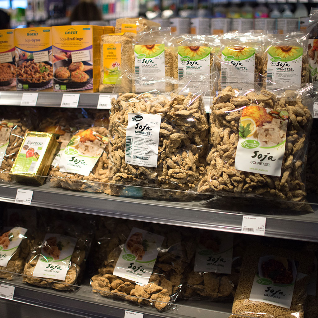 FIRST ALL VEGAN SUPERMARKET COMING TO US FWX