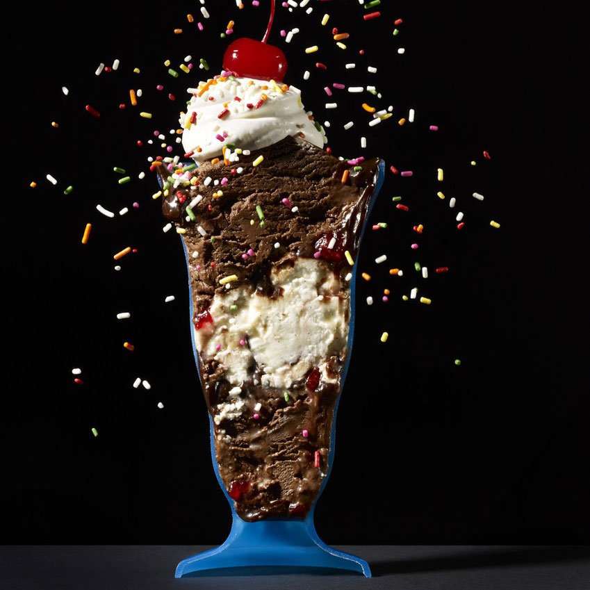 Cut Foods by Beth Galton, Ice Cream