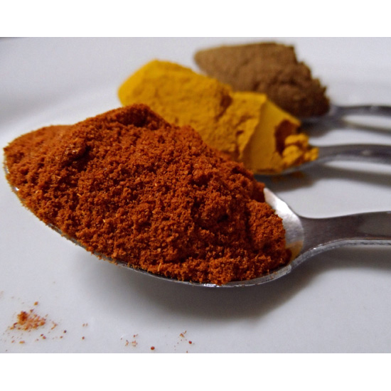 Food: Turmeric