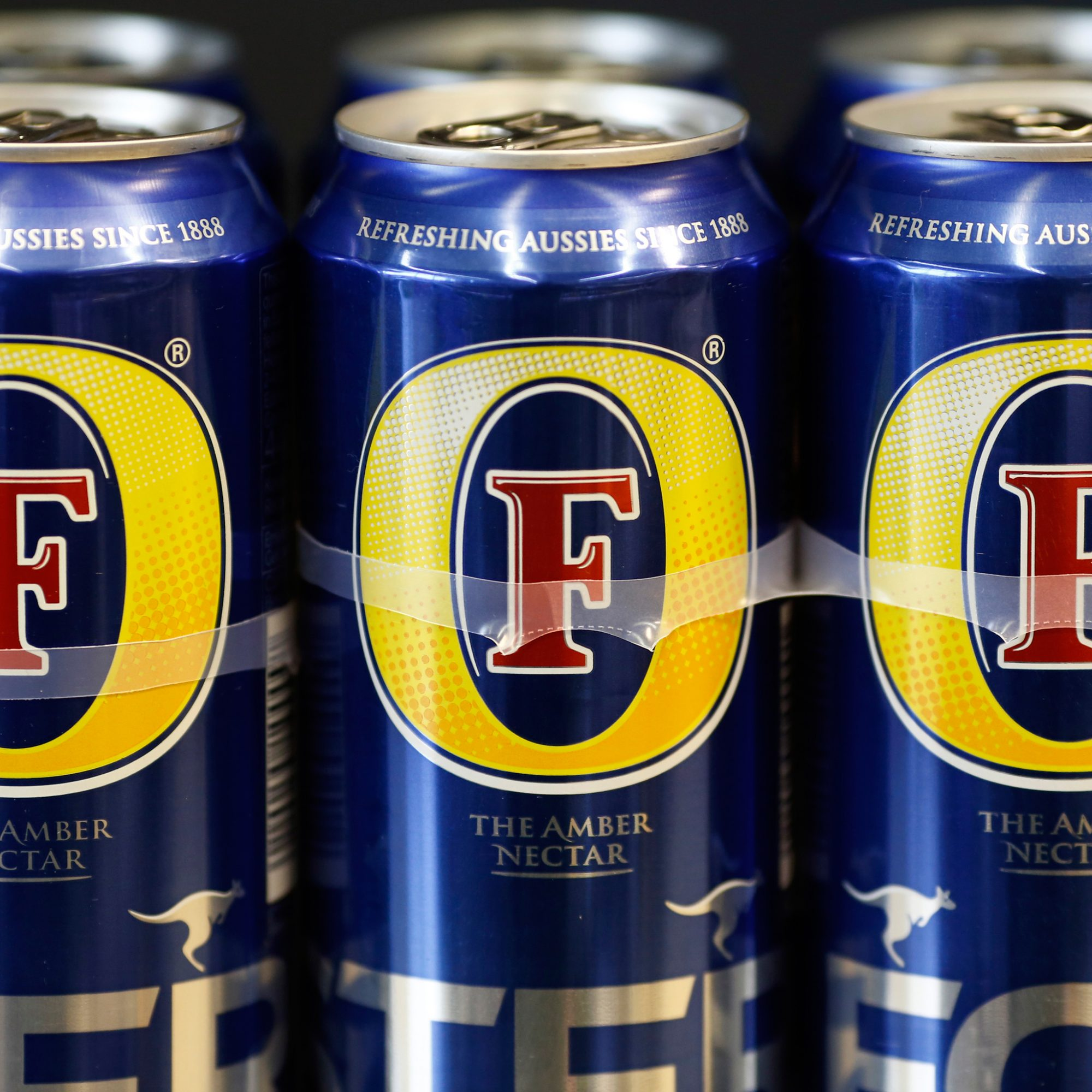 FOSTERS BEER LAWSUIT FWX