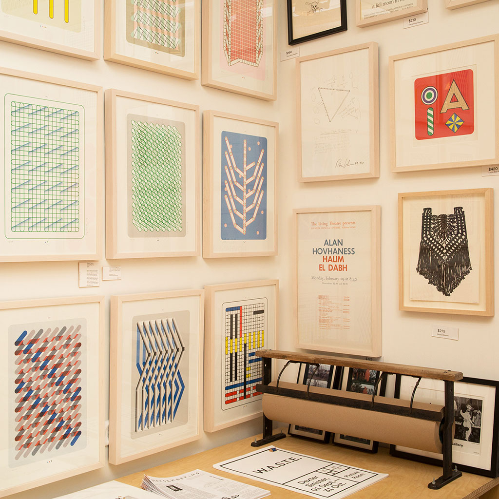 McNally Jackson Picture Room