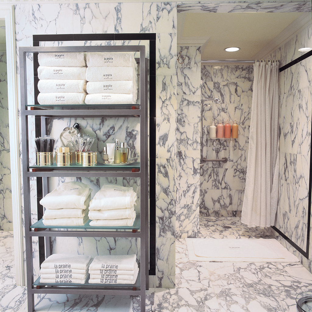 La Prairie Spa at the Ritz-Carlton