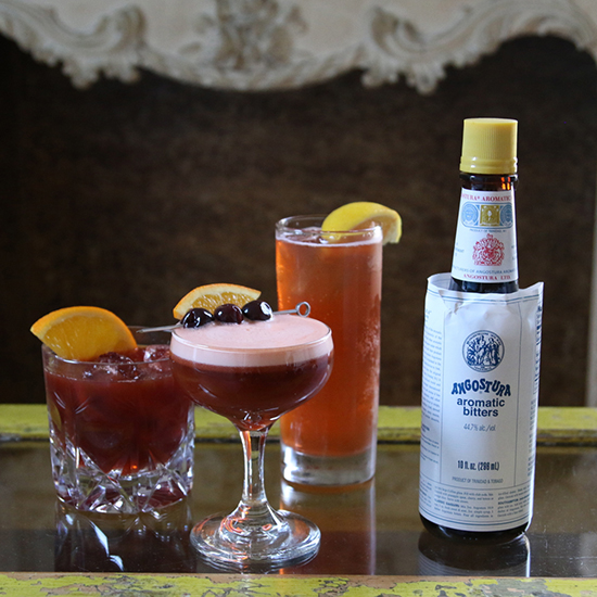 More Than a Dash: 3 Cocktails That Star Angostura Bitters