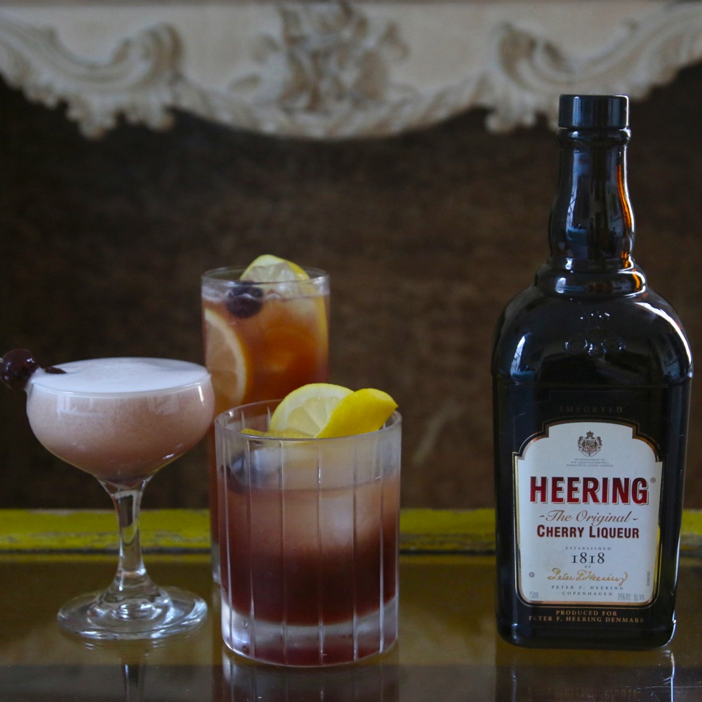 3 Cocktails We Love With Cherry Heering