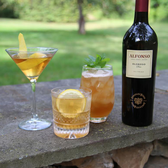 3 Ways to Add Oloroso Sherry to Your Drinking Arsenal