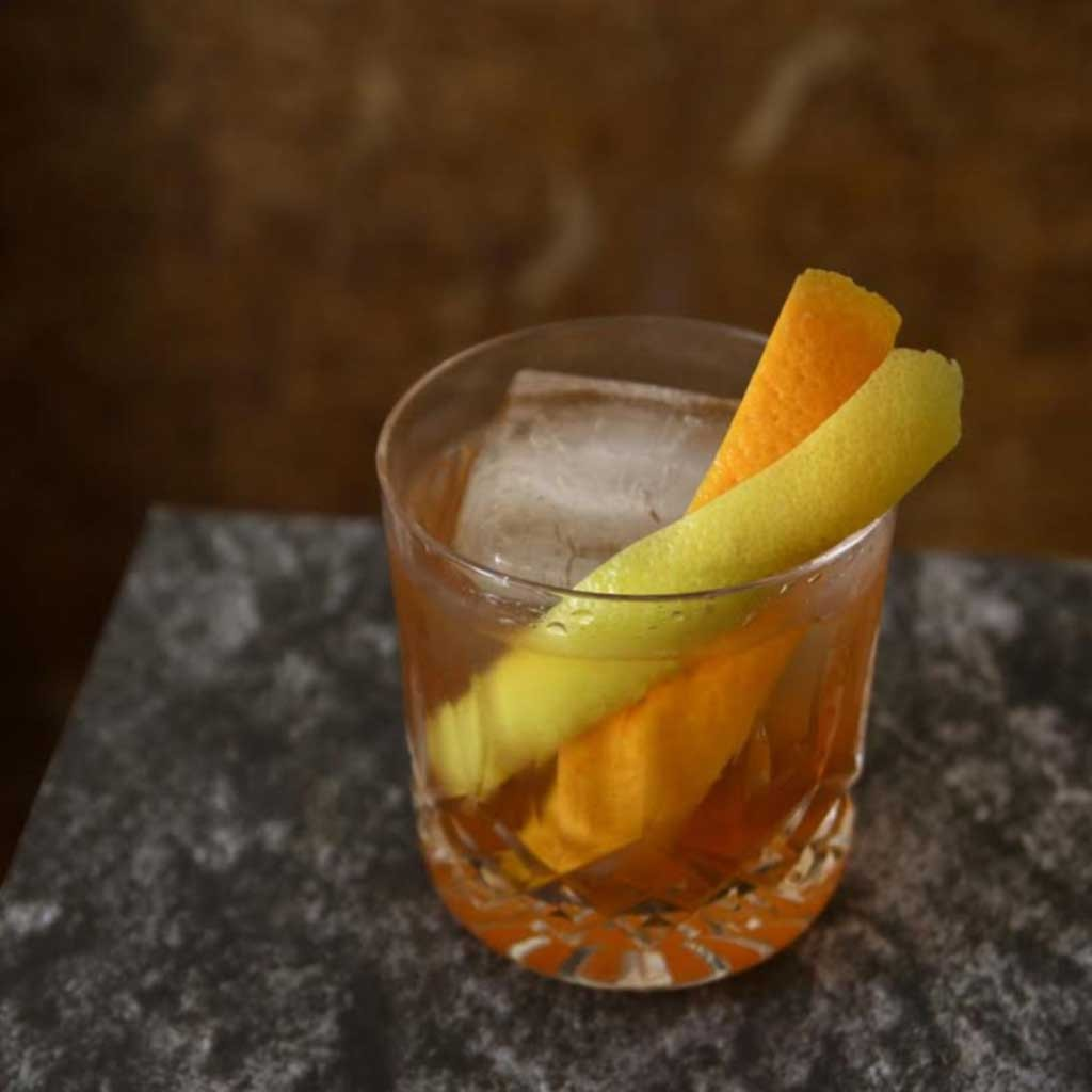 Irish Old Fashioned