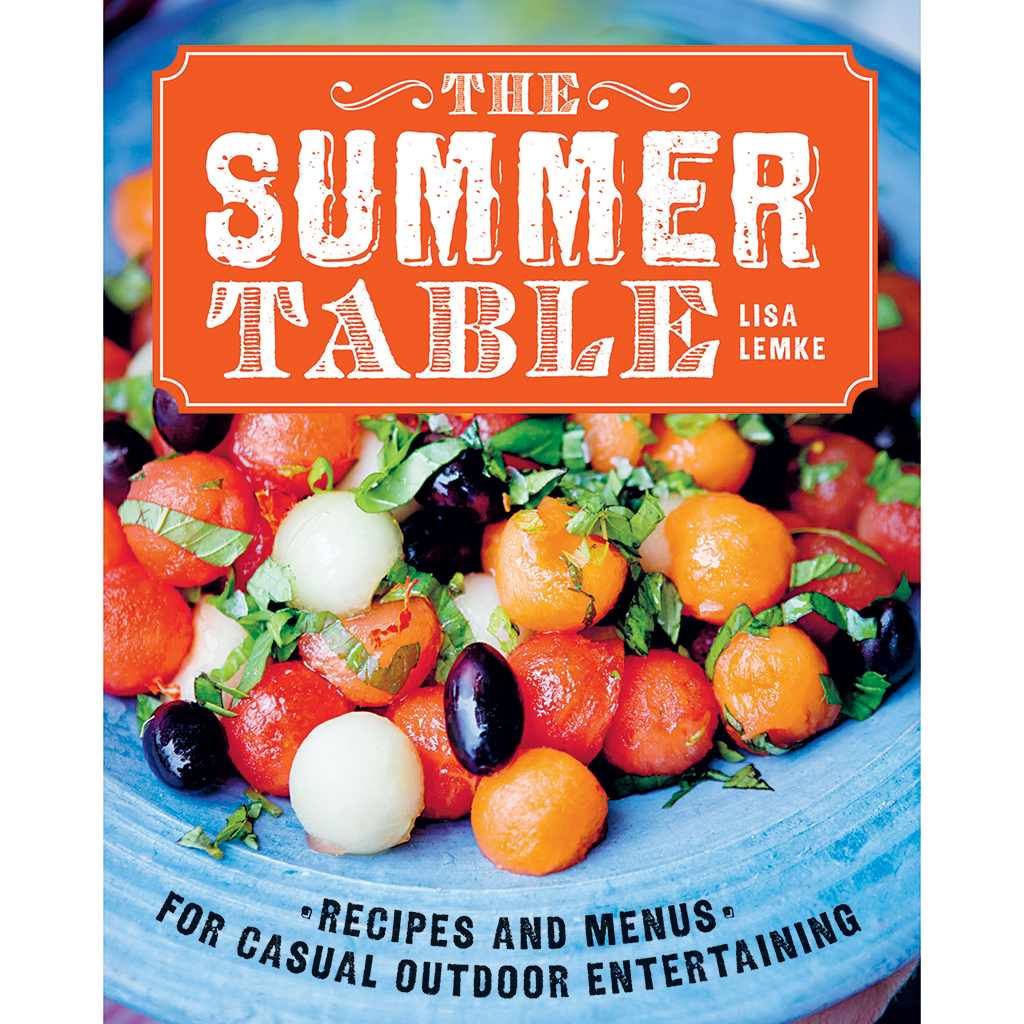 FWX 3 NEW BOOKS SUMMER PARTY SUMMER TABLE